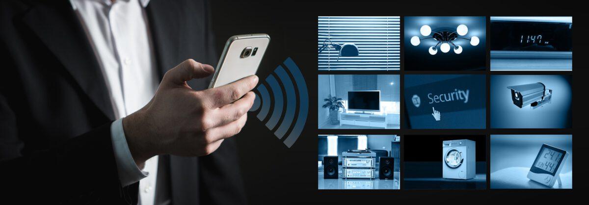 Neue Dienstleistung im Bereich Smart Home